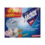 Aroxol elektromos szúnyogirtó kombi szett folyadékkal - 45ml