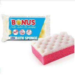 Bonus fürdőszivacs Masszázs - 1db