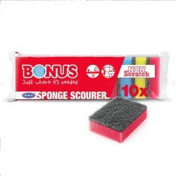 Bonus mosogatószivacs - 10db