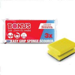 Bonus mosogatószivacs formázott - 3db
