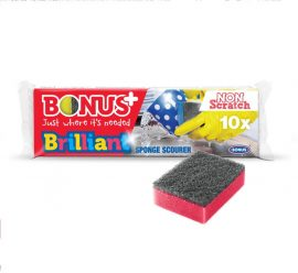 Bonus Premium Line Brilliant mosogatószivacs - 10db