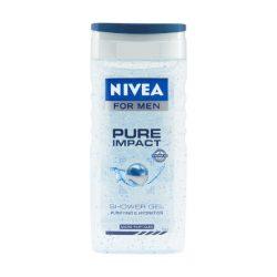 Nivea tusfürdő Pure impact (férfi) - 250ml