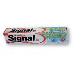 Signal fogkrém Family Cavity protection (piros) - 75ml