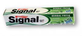Signal fogkrém Family Herbal fresh - 75ml