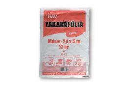 TUTI takaró fólia 12m2 normál - 1db