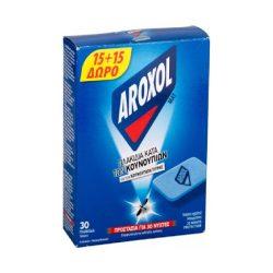 Aroxol szúnyogirtó utántöltő lap 30db - 1db