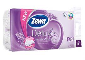 Zewa Deluxe WC papír 3 rétegű Levendula - 16 tekercs