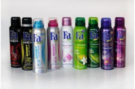 Fa deo spray Attraction force (férfi) - 150ml