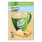 Knorr Bögrés leves sajtkrémleves - 22g