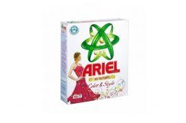 Ariel Ultra kompakt mosópor color style - 300g