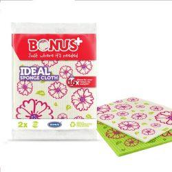 Bonus 2db-os Ideal szivacskendő - 1csomag