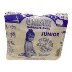 BO-GI Nagycsomagos gyűrött nadrágpelenka Junior (12-25kg) - 52db