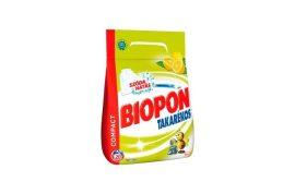 Biopon takarékos kompakt mosópor Normál - fehér - 1,4kg