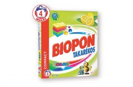 Biopon Takarékos kompakt mosópor - Color - 280g
