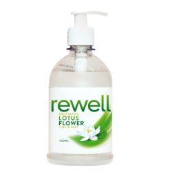Rewell folyékony szappan Lotus flower - 400ml