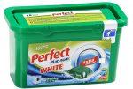 Perfect Platinum mosógél kapszula White - 18db