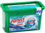 Perfect Platinum mosógél kapszula Universal - 18db