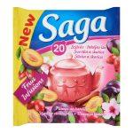 Saga teafilter Szilva - 36g
