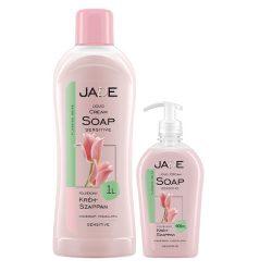 Jade folyékony krémszappan Sensitive - 1l