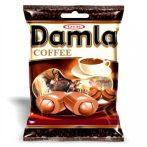 Damla töltött puhakaramell kávé ízű - 90g