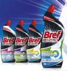 Bref WC gél 10xeffect total protection - 700ml