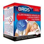 Bros elektromos szúnyogriasztó készülék+folyadék - 1db