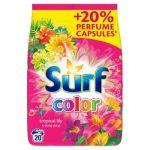 SURF mosópor Tropical - 1,3kg