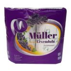 Müller WC papír 3 rétegű Méz- Levendula - 8tek