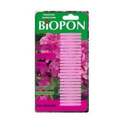 Biopon táprúd muskátli (B1213) - 30db