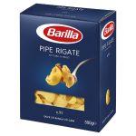 Barilla száraztészta Pipe Rigate N91 (szarvacska) - 500g