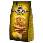 Krambals pirított kenyérszelet krémsajt ízű - 70g