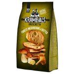 Krambals pirított kenyérszelet erdei gombás és vajas ízű - 70g
