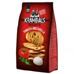 Krambals pirított kenyérszelet paradicsom-mozzarella ízű - 70g