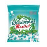 Argo cukor eucalyptus-mentol - 90g