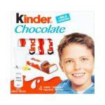 Kinder T4 csokoládé 50g