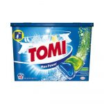 Tomi Max Power mosókapszula 42db 840g
