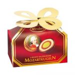 Mozart golyó díszdobozban 2 db-os 34g