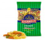 Gyermelyi Vita Pasta durum tészta - Zöldséges orsó tészta - 500g
