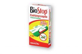 BioStop csótánycsapda (irtószermentes) - 4db