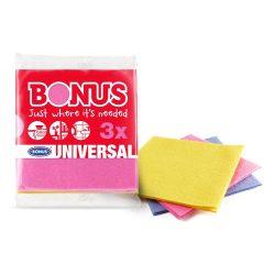 Bonus univerzális törlőkendő - 3db
