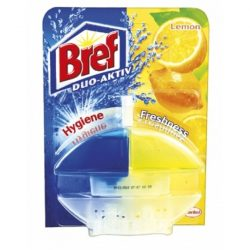 Bref Duo Aktiv Lemon toalett frissítő - 50ml