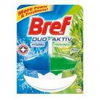 Bref Duo Aktiv Pine toalett frissítő fenyő illattal - 50 ml