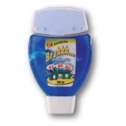 Brekkk WC gél kosárral Kék - 200ml