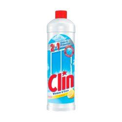 Clin Windows & Glass 2in1 ablaktisztító Lemon - 750ml