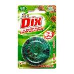 Dix vízszínező korong WC tartályba fenyő - 50g