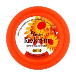 Floren kézápoló Körömvirág kivonattal - 200ml