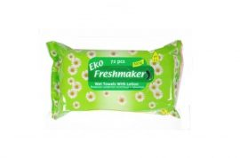Freshmaker Eko nedves törlőkendő - 72db