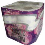 Müller WC papír 3 rétegű Bubble gum - 8tekercs