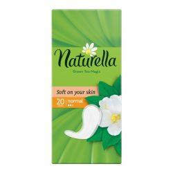 Naturella tisztasági betét  Green tea - 20db