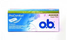 o.b. tampon Procomfort super plus - 16db